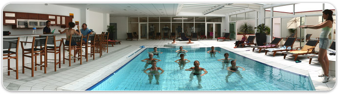 for Club fitness piscine